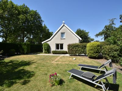 Photo for Pleasant holiday home near Zonnemaire, close to a small beach with lots of room to play.