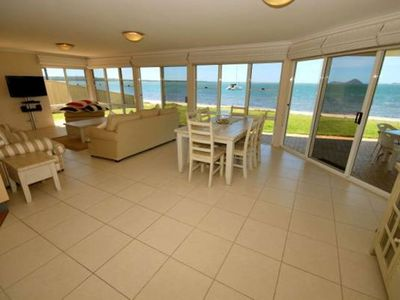 Photo for 1 'The Clippers' 131 Soldiers Point Road - fabulous waterfront unit