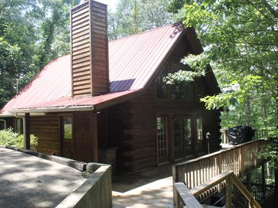 Photo for Helen Mountain Views 2.5 Miles From Unicoi State Park and Waterfalls