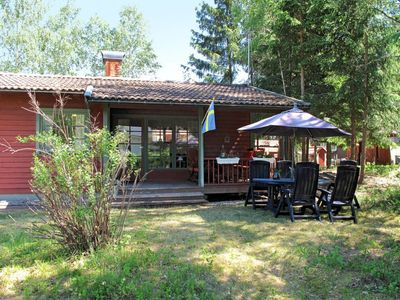 Photo for Vacation home Sjöatorp Bäckvägen (SND126) in Hjortsberga - 4 persons, 2 bedrooms