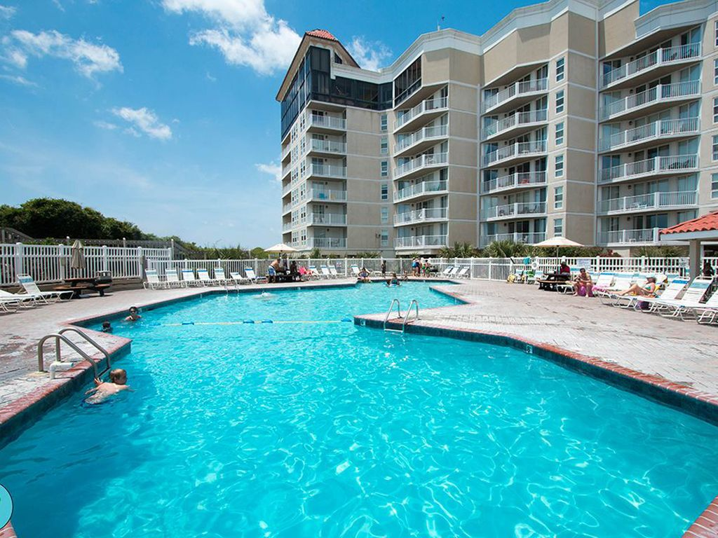 2 bdrm oceanfront beach condo rental north topsail beach north
