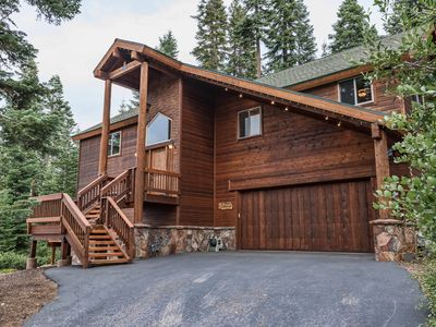 Photo for 5 Star Luxury Chalet. 2 Master Suites +2 Bdrms, 2 Family Rooms,  Gourmet Kitchen