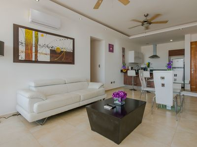 Photo for CENTRAL LUXURY APARTMENT PLAYA DEL CARMEN