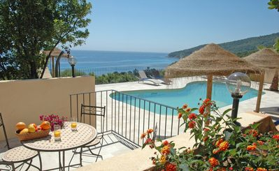 Photo for The Blue Coast 5 ***** rental 4 pers. facing the sea Charm and Standing