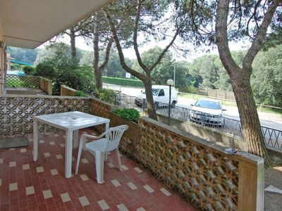 Photo for Apartment Residenz Casa Lucrezia (ROM130) in Rosolina Mare - 4 persons, 1 bedrooms