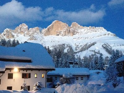 Photo for Karersee: an apartment in the Dolomites