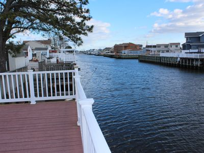 Photo for Relax in Beach Haven West and Watch the Boats go By !!! Off Season Rentals Avail