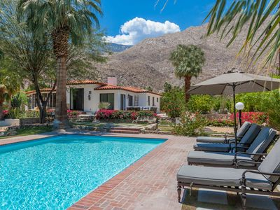 Photo for STUNNING LUXURY ESTATE IN THE EXCLUSIVE MESA AREA OF PALM SPRINGS