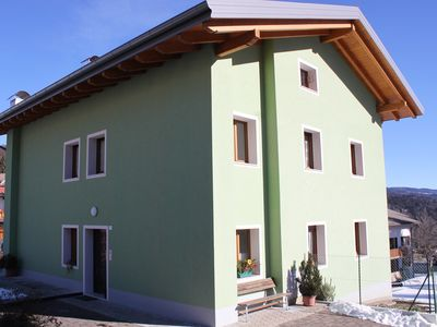 Photo for 3BR Apartment Vacation Rental in Carbonare, Trentino-Alto Adige
