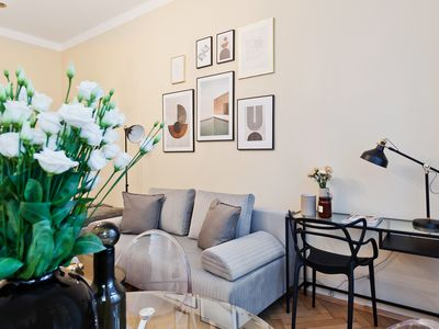 Photo for Furnished with taste & very cosy apartment by Wawel Castle & Market Square