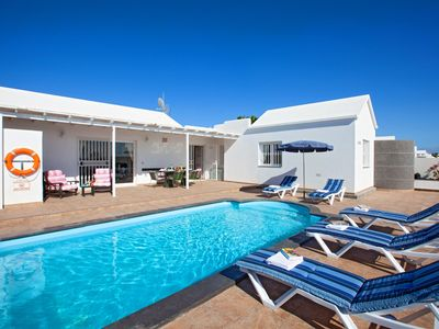 Photo for Casa Cadera is a delightful, three bed, two bath, detached property, in the exclusive residential ar