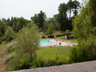 Photo for farmhouse with pool ,panoramic peaceful location near firenze,Sien