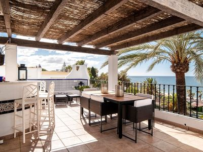 Photo for Number One Marbellamar - House for 10 people in Marbella