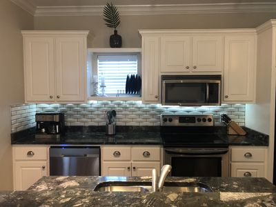 Enjoy making a meal in this space or the nearby 30a restaurants available