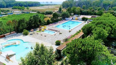 Photo for Apartment Camping Village Paestum  in Eboli, Campania - 6 persons, 2 bedrooms