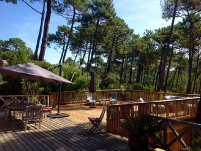Photo for 5BR Villa Vacation Rental in Lège-Cap-Ferret, Nouvelle-Aquitaine