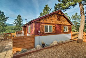 Photo for 2BR Cabin Vacation Rental in Rollinsville, Colorado