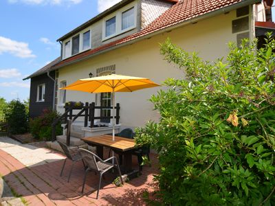 Photo for Pet-friendly mansion in the Hochsauerland region with garden and terrace