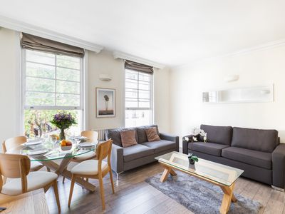 Photo for IN THE HEART OF COVENT GARDEN - NEW OXFORD ST - BEAUTIFUL 1BR FLAT