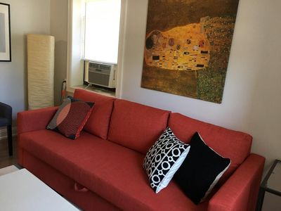 Photo for 1721 1G · Stylish 1Bed Apt/Parking Available - 20 Min to NYC