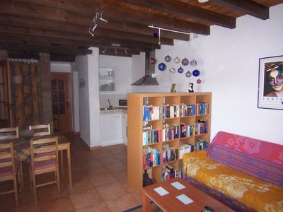 Photo for Cozy apartment in the mountains of the Axarquia, Costa del Sol
