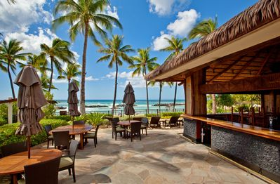 Koolina Beach Villa Beach Bar