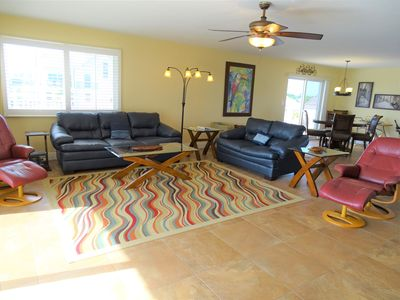 Photo for Sunset Royale - 416- Gorgeous 2 Bedroom  Penthouse with Panoramic views of Siesta Key Beach and short walk to Siesta Village Nightlife and shopping!