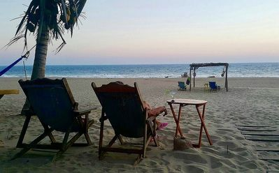Photo for Small luxury hotel, Hideaway near Acapulco on the beach