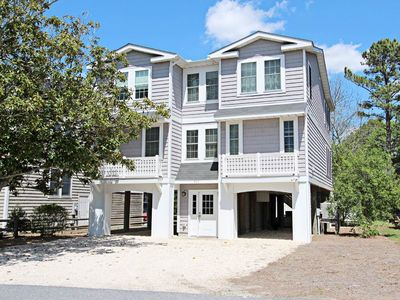 Photo for S211E: 4BR+loft Canalfront Soutth Bethany SFH | Walk to the Beach!