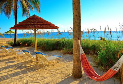 Seaward's Spectacular Private Beach Offers Breathtaking Views...