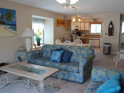 Photo for Gulfview, 2 BR/2.5 BA, WI-FI, DOG FRIENDLY, GREAT LOCATION