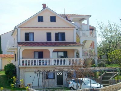 Photo for Apartments Sanda, (14965), Malinska, island of Krk, Croatia
