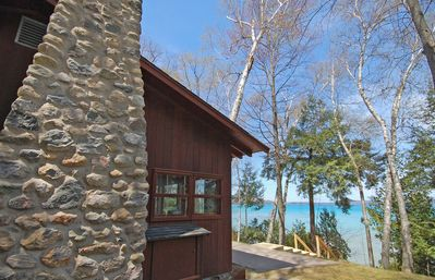 Photo for Charming, Classic Cottage on Big Glen Lake in Glen Arbor!
