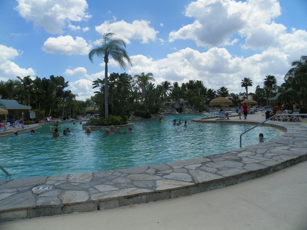 Falling waters condo resort pool convenient to naples - Florida condo swimming pool rules ...
