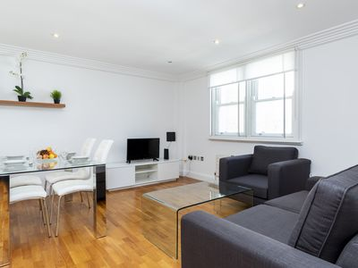 Photo for SUPER CENTRAL 1BR FLAT BY  COVENT GARDEN - CHARING CROSS AREA