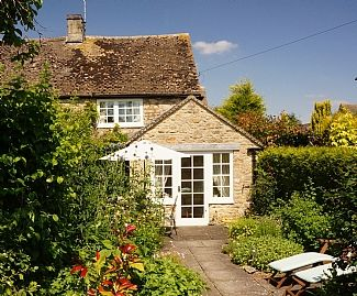 Farthing Cottage - a romantic retreat for 2