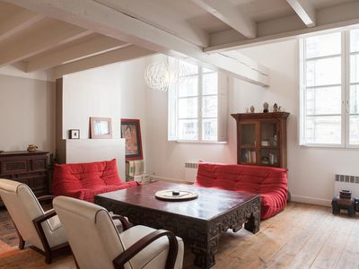 Photo for Spacious 2 bedroom apartment in Historical center