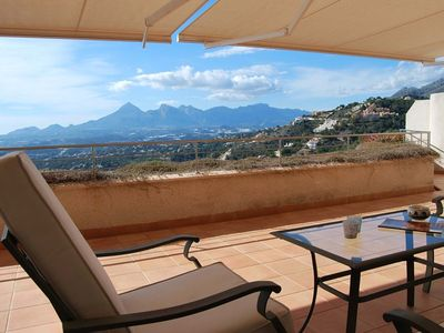 Photo for Luxury apartment Bahia De Altea 5-5 Bahia
