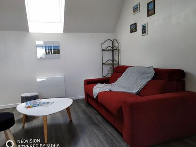 Photo for Cozy studio near Caen and the sea, landing beaches