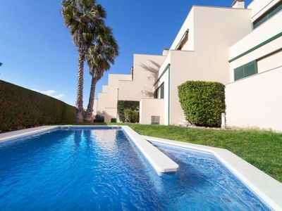 Photo for Apartment Empuries Beach in L'Escala - 6 persons, 3 bedrooms