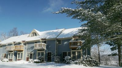 Photo for 19 Slopeside Terrace- Ski In/Ski Out Townhome near Wisp Ski Resort