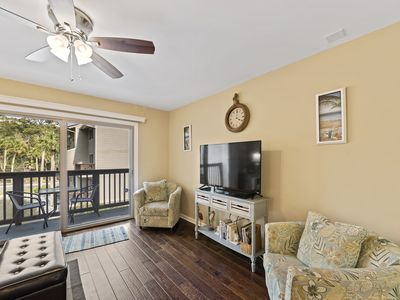 Photo for New for Spring 2019 -Recently updated 2BR/2.5BA villa located close to the beach and fun Coligny