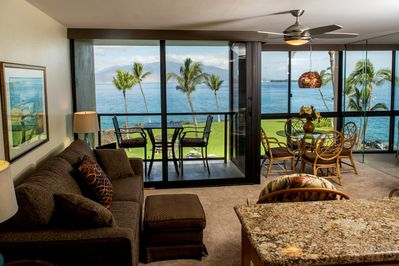 Welcome to Kihei Surfside #405 - what a view!