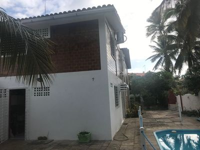 Photo for Very comfortable house, on the block the sea, 700 m from the center of the village of port.