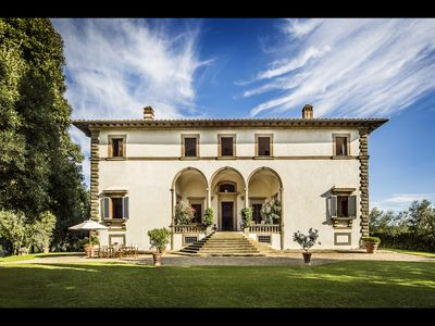 Photo for LAVISH 8BD VILLA WITH HEATED POOL & MAGNIFICENT GARDEN JUST MINUTES TO FLORENCE!