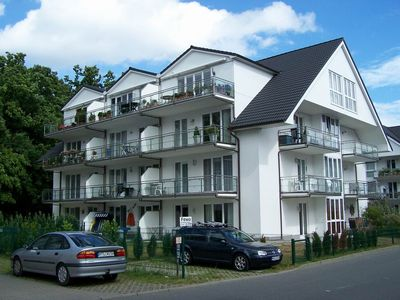 Photo for 1BR Apartment Vacation Rental in Baabe, MV