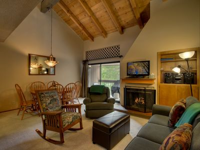 Photo for Carnelian Retreat: 3  BR, 2  BA Townhouse in Carnelian Bay, Sleeps 8