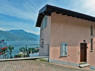Photo for beautifully furnished holiday home with impressive lake view