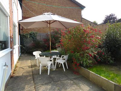 Photo for House 427 m from the center of Whitstable with Parking, Internet, Washing machine, Garden (111613)