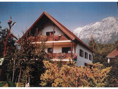 Photo for Stylishly furnished farmhouse in Bad Reichenhall, large sunny balconies